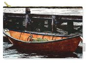 Nantucket Sleigh Ride Whaleboat Carry-all Pouch