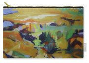 Napa Valley Perriwinkle Sky Carry-all Pouch