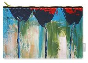 Napa Valley Red Poppys Carry-all Pouch