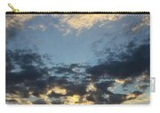 Naples Beach Sunset Carry-all Pouch