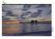 Naples Pier Naples Florida Carry-all Pouch