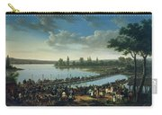 Napoleon Before The Battle Of Wagram, 6th July 1809 Carry-all Pouch