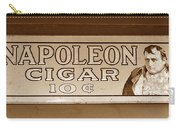 Napoleon Cigars Carry-all Pouch