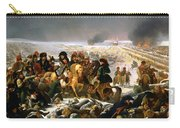 Napoleon On The Battlefield Of Eylau Carry-all Pouch