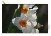 Narcissus Evening Glow Carry-all Pouch