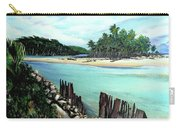 Nariva River And Cocos Bay Carry-all Pouch