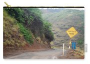 Narrow Road - North Maui Carry-all Pouch