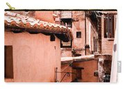 Narrow Streets Of Albarracin  Carry-all Pouch