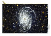 Nasa Big Brother To The Milky Way Carry-all Pouch