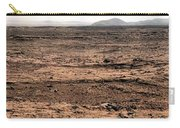 Nasa Mars Panorama From The Mars Rover Carry-all Pouch