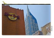 Nashville Downtown Carry-all Pouch