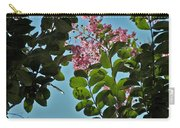 Nashville Flowers Carry-all Pouch