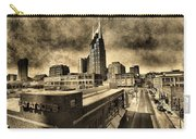 Nashville Grunge Carry-all Pouch