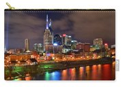 Nashville Is A Colorful Town Carry-all Pouch