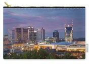 Nashville Skyline Carry-all Pouch