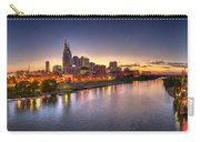 Nashville Skyline Panorama Carry-all Pouch