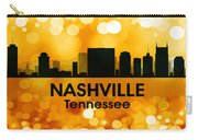 Nashville Tn 3 Carry-all Pouch