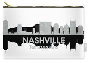 Nashville Tn 4 Carry-all Pouch by Angelina Vick