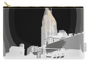 Nashville Touched In Color Carry-all Pouch