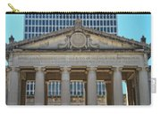 Nashville War Memorial Auditorium Carry-all Pouch by Dan Sproul