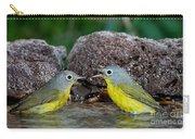 Nashville Warblers Vermivora Ruficapilla Carry-all Pouch