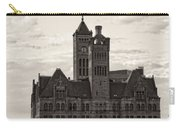 Nashville's Union Station Carry-all Pouch by Dan Sproul