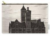 Nashville's Union Station Carry-all Pouch