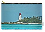 Nassau Bahama Lighthouse Carry-all Pouch