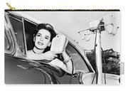 Natalie Wood At A Drive-in Carry-all Pouch