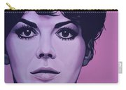Natalie Wood Carry-all Pouch by Paul Meijering