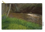 Natasha's Creek Carry-all Pouch