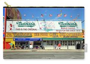 Nathan's Coney Island Carry-all Pouch