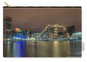 National Aquarium And Ships Carry-all Pouch