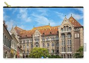 National Archives Of Hungary Carry-all Pouch