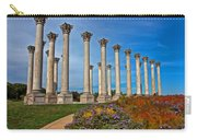 National Capitol Columns Carry-all Pouch