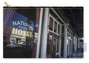 National Hotel Nevada City California Carry-all Pouch
