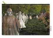 National Korean War Memorial  Carry-all Pouch