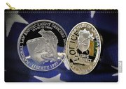 National Law Enforcement Memorial Mint Carry-all Pouch by Gary Yost