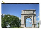National Memorial Arch At Valley Forge Carry-all Pouch