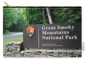 National Park Carry-all Pouch
