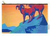 National Parks Wild Life Poster Carry-all Pouch
