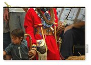 Native American Youth Dancer Carry-all Pouch