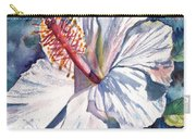 Native Hawaiian Hibiscus Carry-all Pouch