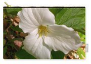 Native Trillium Carry-all Pouch