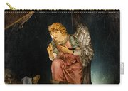 Nativity Angel  Carry-all Pouch