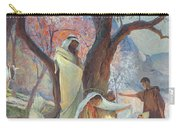 Nativity Carry-all Pouch by Frederic Montenard