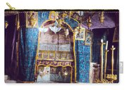 Nativity Grotto 1950 Carry-all Pouch