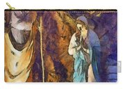 Nativity Scene Carry-all Pouch
