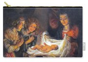 Nativity Scene Study Carry-all Pouch