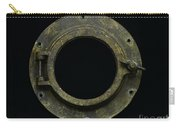 Natuical - Brass Porthole Carry-all Pouch
